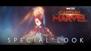 Download Marvel Studios' Captain Marvel | Special Look Video