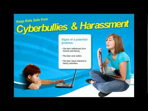 Stop Cyberbullying - Cyberbullies & Harassment - Internet Safety