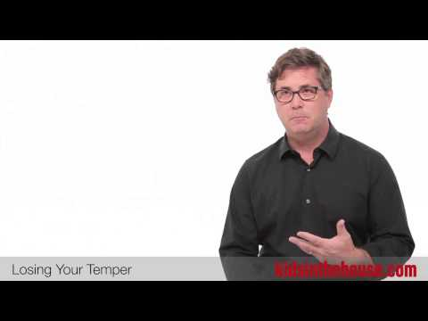 How To Control Your Temper With Your Kids - Jimmy Bartz, Priest