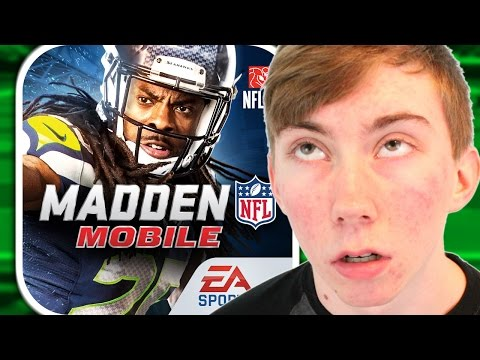MADDEN NFL MOBILE (iPad Gameplay Video)