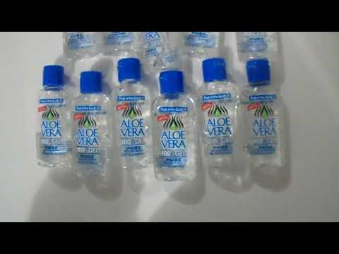 fruit of the earth aloe vera gel 2 oz travel size (pack of 3)