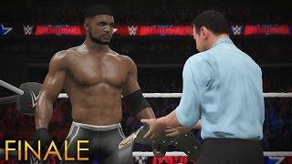 "WWE 2K17 My Career Mode - Ep. 250 - ""CAREER vs TITLE MATCH!! SERIES FINALE!!"""