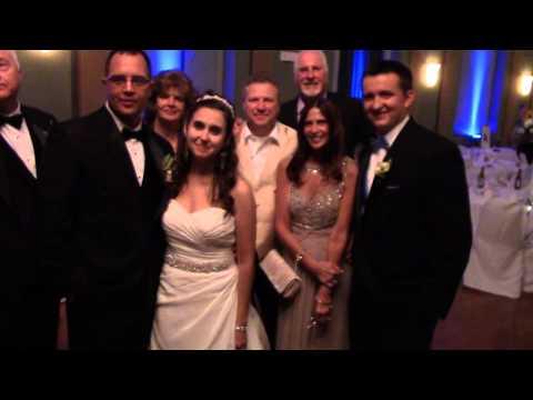 Pamela & Michael`s Awesome Wedding Jim Thorpe PA DJs