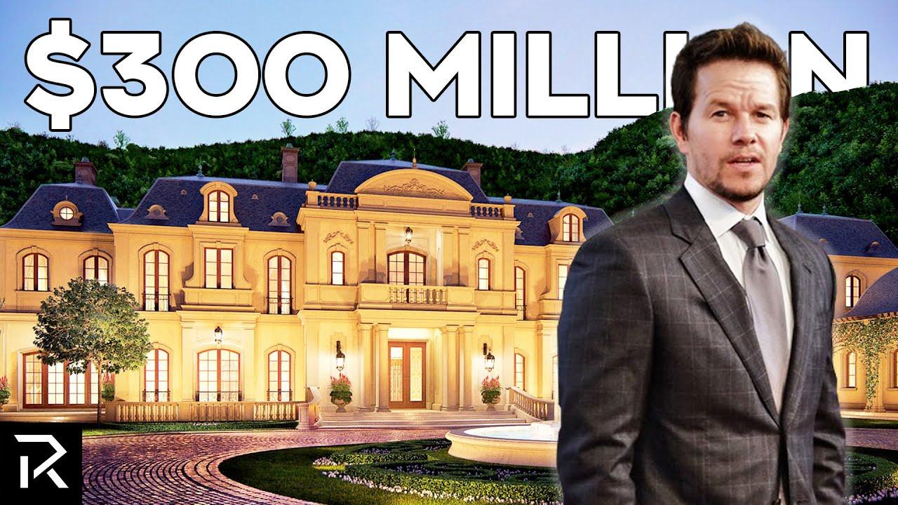 How Mark Wahlberg Spent $300 Million