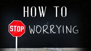 How to Stop Worrying ★ Break the Habit That Blocks Success ★ Jim Rohn (The Science of Achievement)