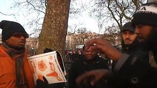 Hebrew Israelite Ty Debates Br Mohammed - Allah Allat & The KaBa Stone - Speakers Corner - Youtube