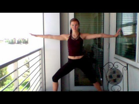 Yoga for Small Spaces!