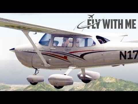 X-Plane 11 Flight School #1 - Basics