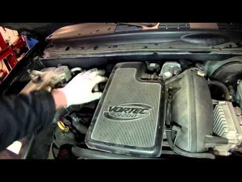 Chevy TrailBlazer 4.2L P0340 P0172 Stalling Condition