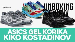 UNBOXING+REVIEW - ASICS GEL Korika 'Kiko Kostadinov'