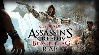 Download ASSASSIN'S CREED IV: BLACK FLAG RAP - Izad La Bandera | Keyblade Video