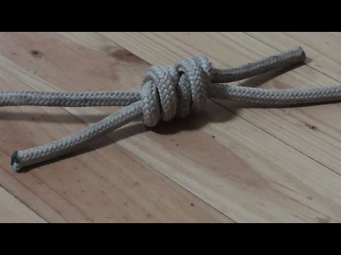 Climbing Tools: Learn How To Tie A Double Fisherman's Knot