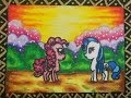 How To Draw And Colour My Little Pony Mlp