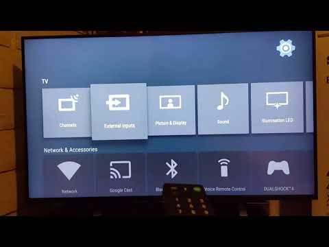 How to activate HDR on Sony 4k TVs X690E X800E X800D X850E X900E