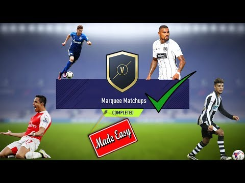 Marquee Matchups Made Easy!  Dec. 12