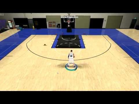 NBA 2K12 - Michael Jordan Dunk