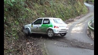 Rally La Felguera 2017 I Crashes & Big Show I CMSVideo