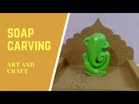 Soap Carving | Soap Carving Designs | DIY | Soap Art | Art and Craft