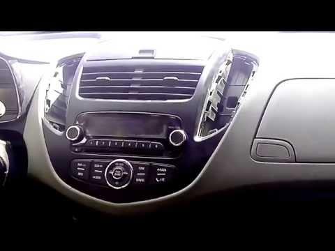 How to remove 2013 Chevrolet Trax radio