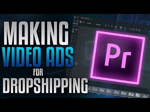 How To Make Video Ads For Dropshipping/FB Ads!