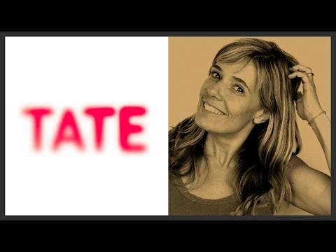 Tate Logo - Marina Willer  |  Logo design & Designer review