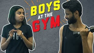 Types Of Guys At The Gym | MostlySane
