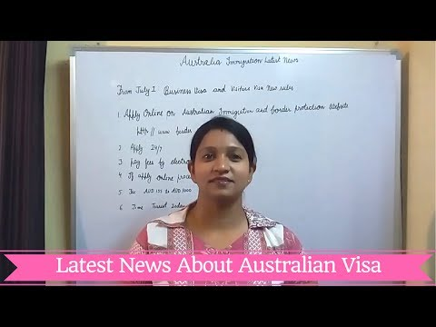 Australia Immigration News 2017: Latest News About Australian Visa