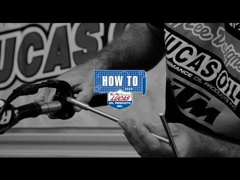 How To | Clean And Grease Throttle Tube | TransWorld Motocross