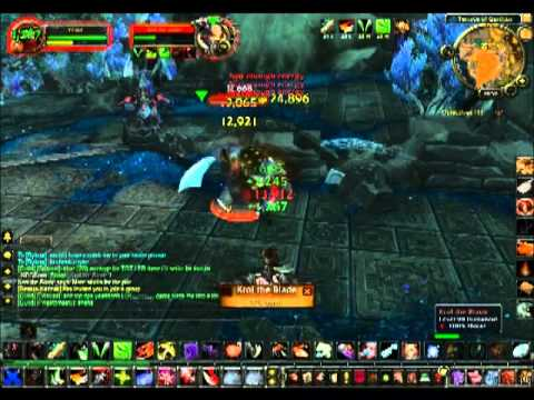World of Warcraft - Krol the Blade - Elixir of Ancient Knowledge