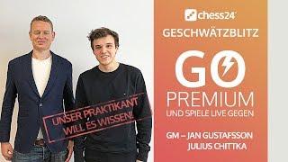 Geschwätzblitz Mit Jan Gustafsson Und Julius Chittka, 27.02.2019
