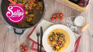 Ratatouille Rezept / MU-RATatouille ;)  / vegan