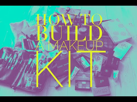 How to Build a Makeup Kit #SheChic