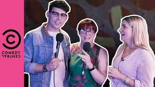 Matt Richardson & Angela Barnes With Harriet Kemsley | Post Roast | Roast Battle
