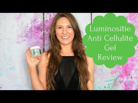 Luminositie LumiTone Anti Cellulite Gel Review