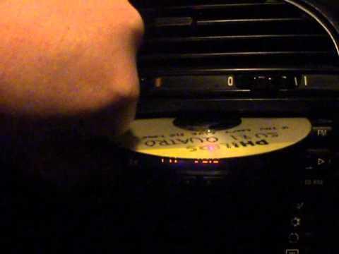 BMW E36 Business CD - problem s mechanikou 2