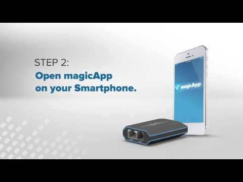 Pairing Your magicJack Device with magicApp