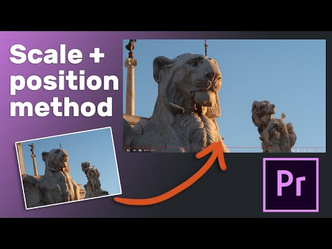 How to Crop Video in Adobe Premiere Pro - Tip Tuesday: Episode #021