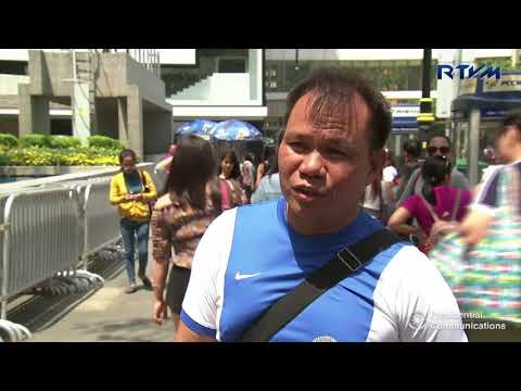 Interview with the Filipino Community in Hong Kong (3/3)
