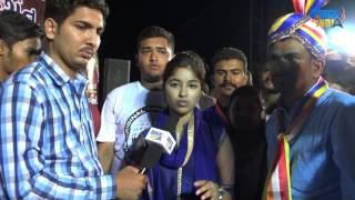 Exclusive Interview Of Singer Ginni Mahi Jamnagar, Gujarat  22 April 2017