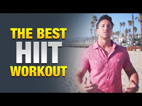 Best HIIT Workout Routine For Getting F*ckin Shredded