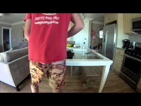 how to set up humpbak wetsuit vest