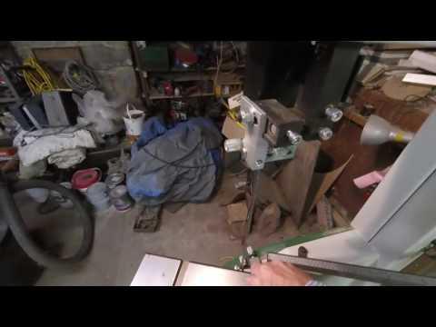 A tip on reinstalling a Rikon bandsaw top
