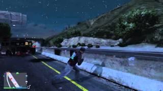 Grand Theft Auto freemode