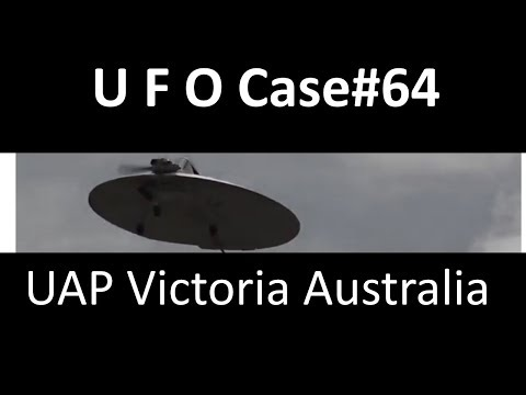 UAP Hastings Victoria Australia Investigated - The Out There Channel UFO Case#64 (03Jun2018)