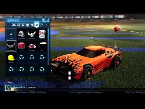 Rocket League my car