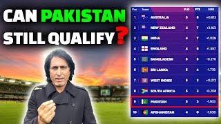 Can Pakistan Still Qualify? | Ramiz Speaks