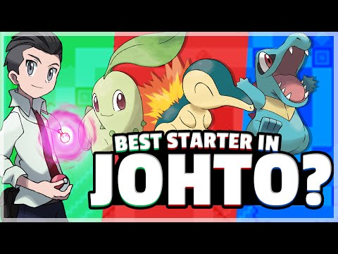 What Is The Best Starter Pokemon? (Johto) Feat. MysticUmbreon