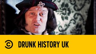 Richard III (The Creepy Uncle)   Drunk History