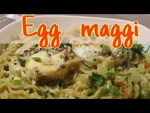 Egg maggi recipe   different style maggi recipe  simple n easy recipes in hindi