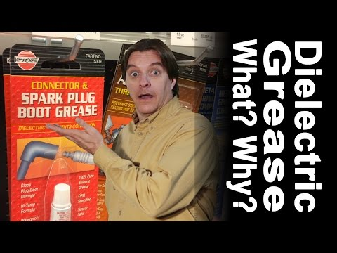 What is dielectric grease and why should I use it?